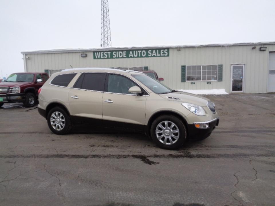 2012 Buick Enclave AWD  - 749  - West Side Auto Sales