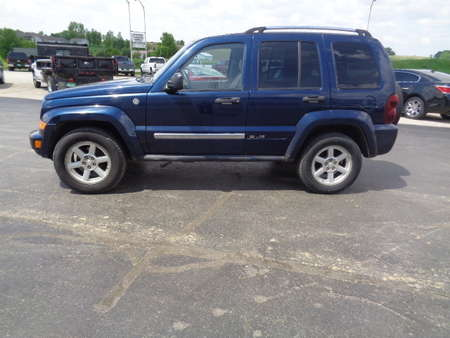2006 Jeep Liberty Limited 4WD for Sale  - 661  - West Side Auto Sales