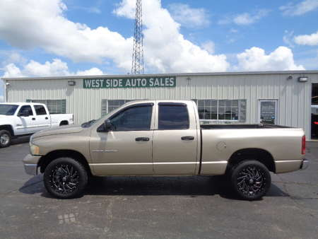 2003 Dodge Ram 1500 Quad Cab SLT 4x4 for Sale  - 673  - West Side Auto Sales