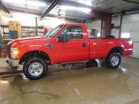2010 Ford F-250 Super Duty Regular Cab 4x4 for Sale  - 635  - West Side Auto Sales