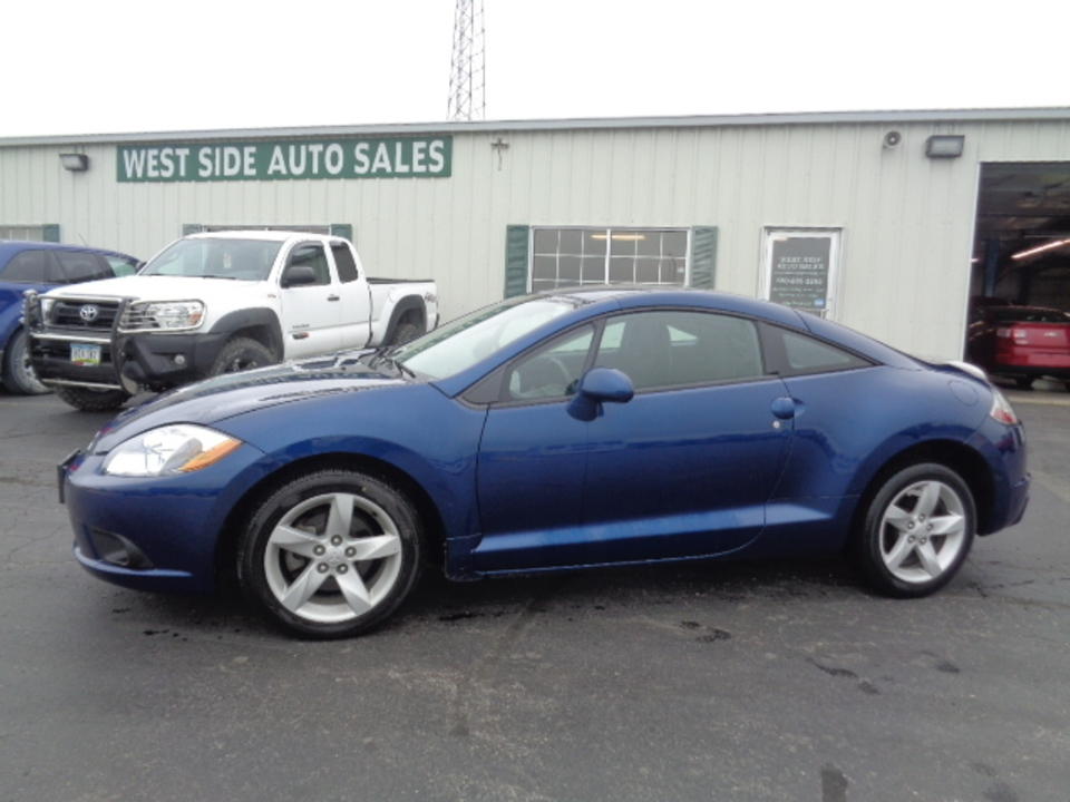 2009 Mitsubishi Eclipse  - West Side Auto Sales