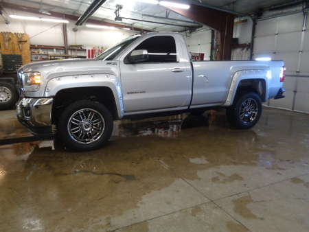 2015 GMC Sierra 2500 HD Regular Cab SLE 4x4 for Sale  - 620  - West Side Auto Sales