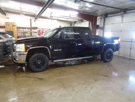 2011 Chevrolet Silvarado 3500 HD Crew Cab LTZ Diesel 4x4 for Sale  - 619  - West Side Auto Sales