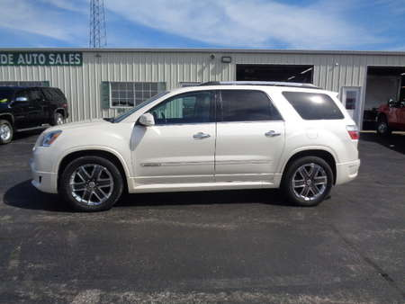 2012 GMC Acadia Denali AWD for Sale  - 699  - West Side Auto Sales