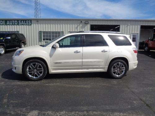 2012 GMC Acadia  - West Side Auto Sales