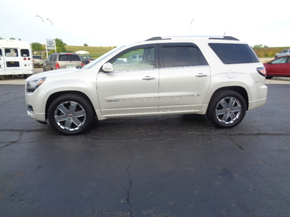 2015 GMC Acadia Denali AWD  - 698  - West Side Auto Sales