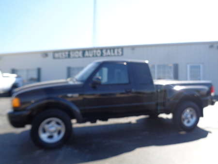 2000 Ford Ranger Super Cab XLT 4x4 for Sale  - 678  - West Side Auto Sales