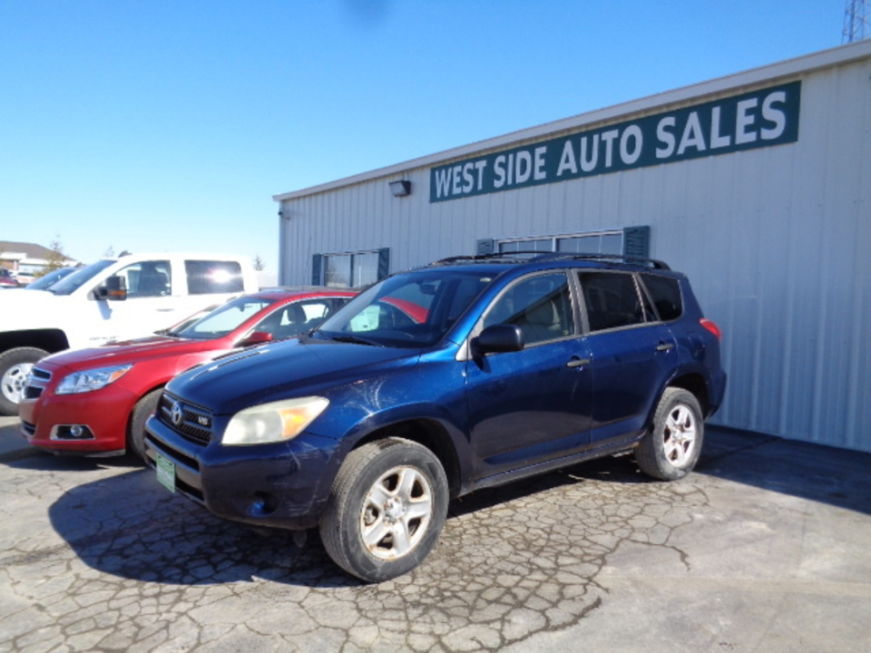2006 Toyota Rav4 Sport Utility 4WD  - 757  - West Side Auto Sales