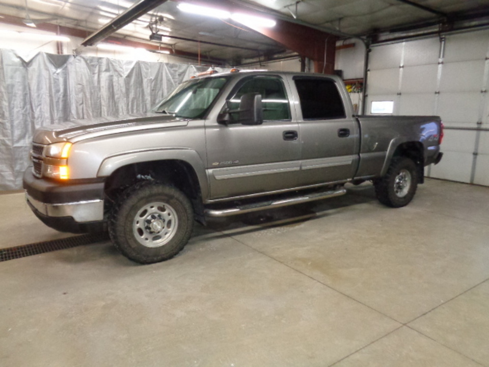 2007 Chevrolet Silverado 2500  - West Side Auto Sales