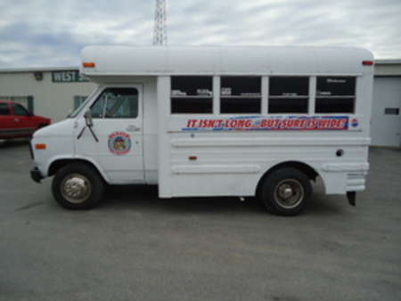 1986 GMC G3500 Passenger Van for Sale  - 0417  - West Side Auto Sales