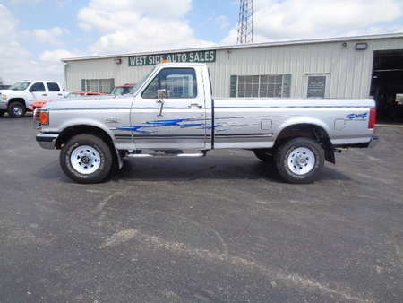 1990 Ford F-250 XLT 7.3 Diesel 4x4 for Sale  - 657  - West Side Auto Sales