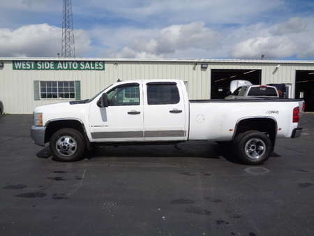 2008 Chevrolet Silvarado 3500 HD Crew Cab LTZ Dually Diesel 4x4 for Sale  - 532  - West Side Auto Sales