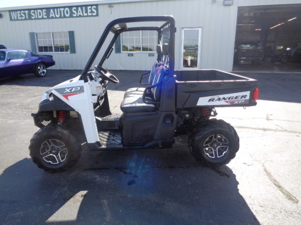 2014 Polaris HAWKEYE ATV 4X4  - West Side Auto Sales