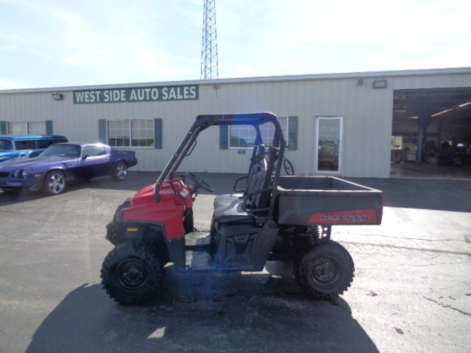 2012 Polaris HAWKEYE ATV 4X4  - West Side Auto Sales