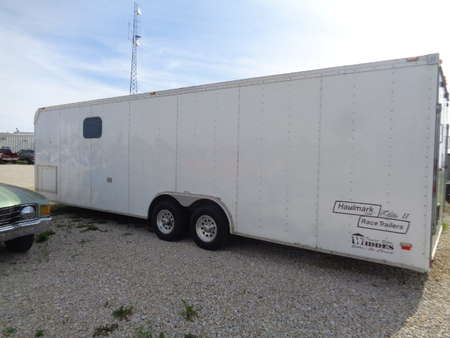 2004 Other Other Haulmark Enclosed Car Trailer for Sale  - 667  - West Side Auto Sales