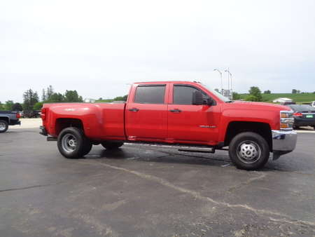 2015 Chevrolet Silvarado 3500 HD Crew Cab Dually Diesel 4x4 for Sale  - 669  - West Side Auto Sales