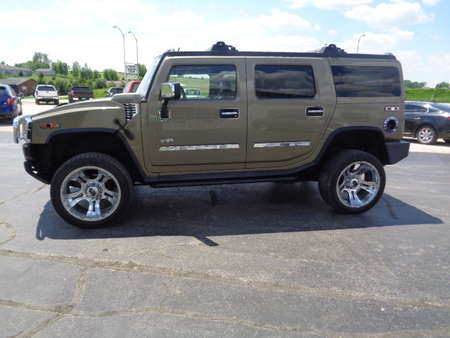 2005 Hummer H2 LOADED 4WD for Sale  - 663  - West Side Auto Sales