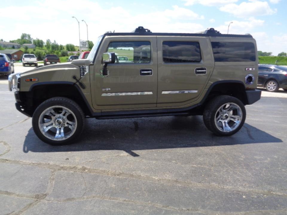 2005 Hummer H2  - West Side Auto Sales