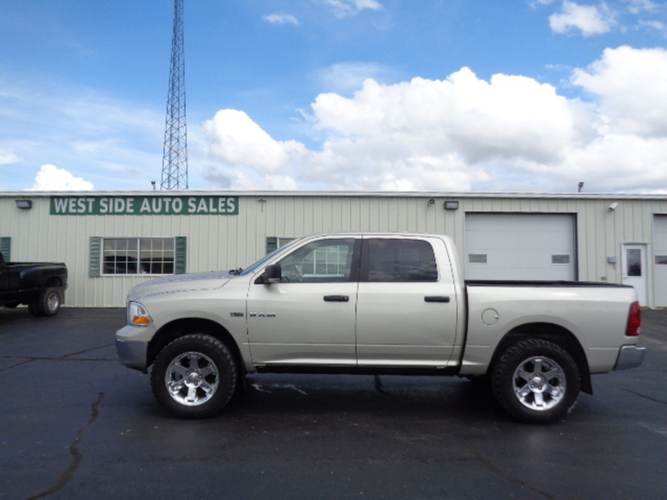 2009 Dodge RAM 1500 QUAD  - West Side Auto Sales