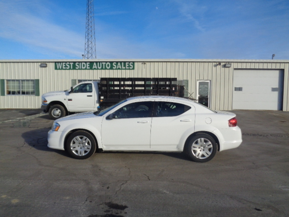 2013 Dodge Avenger  - West Side Auto Sales