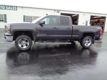 2014 Chevrolet Silverado 1500 DOUBLE CAB LT 4X4 for Sale  - 153  - West Side Auto Sales