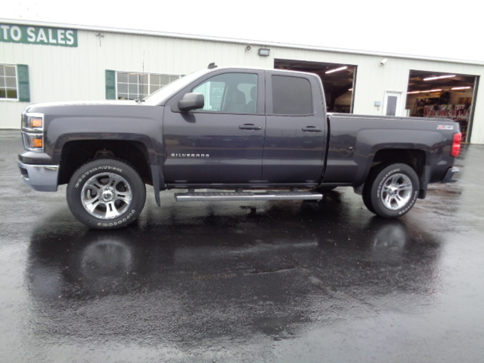2014 Chevrolet Silverado 1500  - West Side Auto Sales