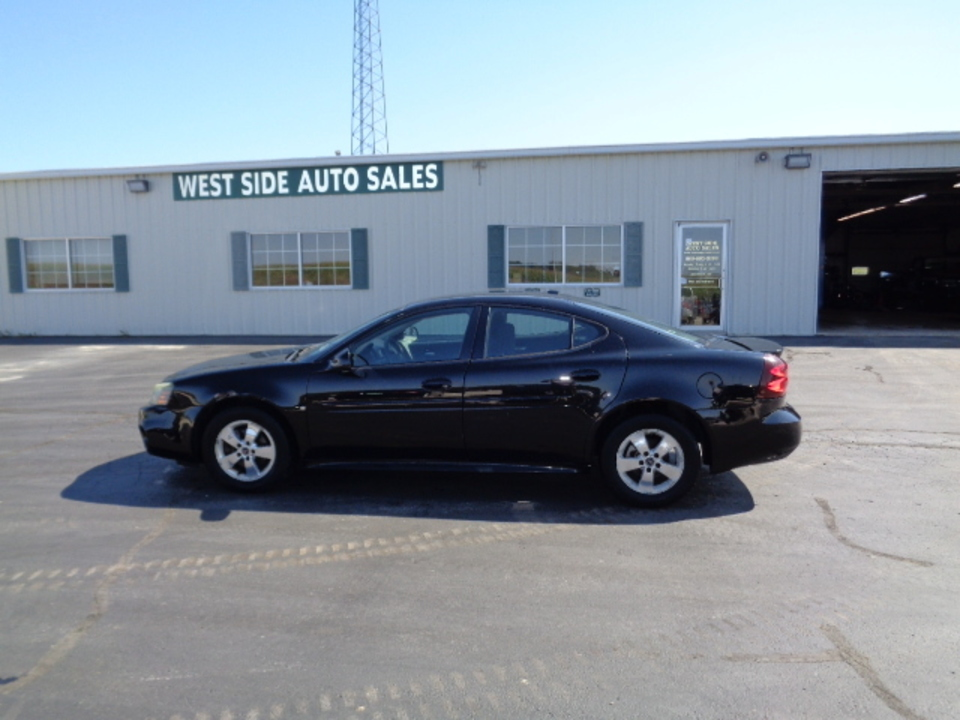 2006 Pontiac Grand Prix  - West Side Auto Sales