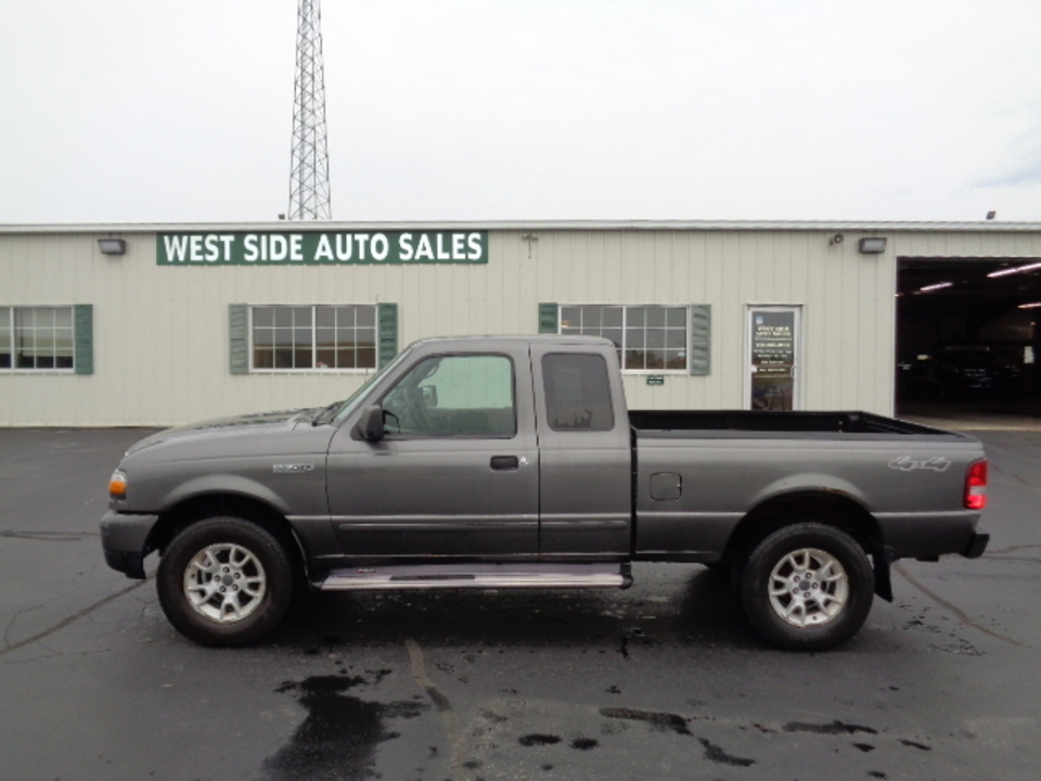 2007 Ford Ranger  - West Side Auto Sales