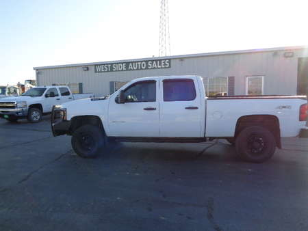 2008 Chevrolet Silverado 2500 HD CREW CAB LT 4X4 for Sale  - 571  - West Side Auto Sales