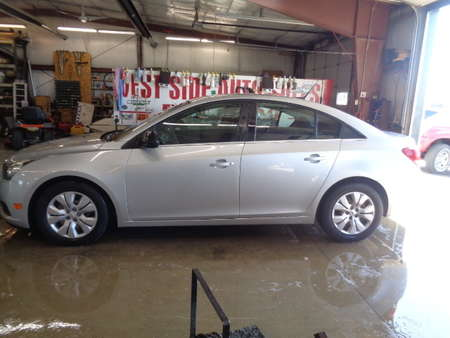 2012 Chevrolet Cruze LS Sedan for Sale  - 689  - West Side Auto Sales