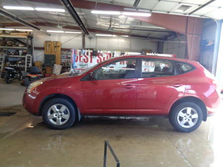 2008 Nissan Rogue S AWD for Sale  - 688  - West Side Auto Sales