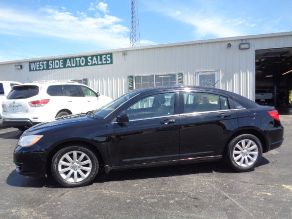 2011 Chrysler 200  - West Side Auto Sales