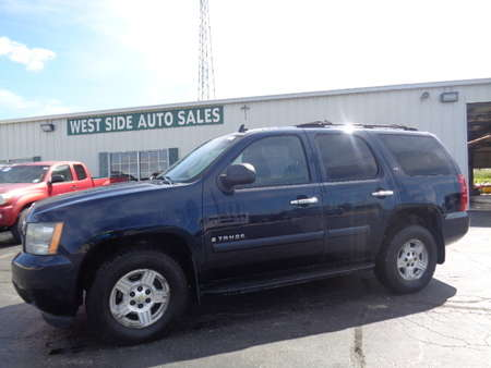 2007 Chevrolet Tahoe LS 4WD for Sale  - 685  - West Side Auto Sales