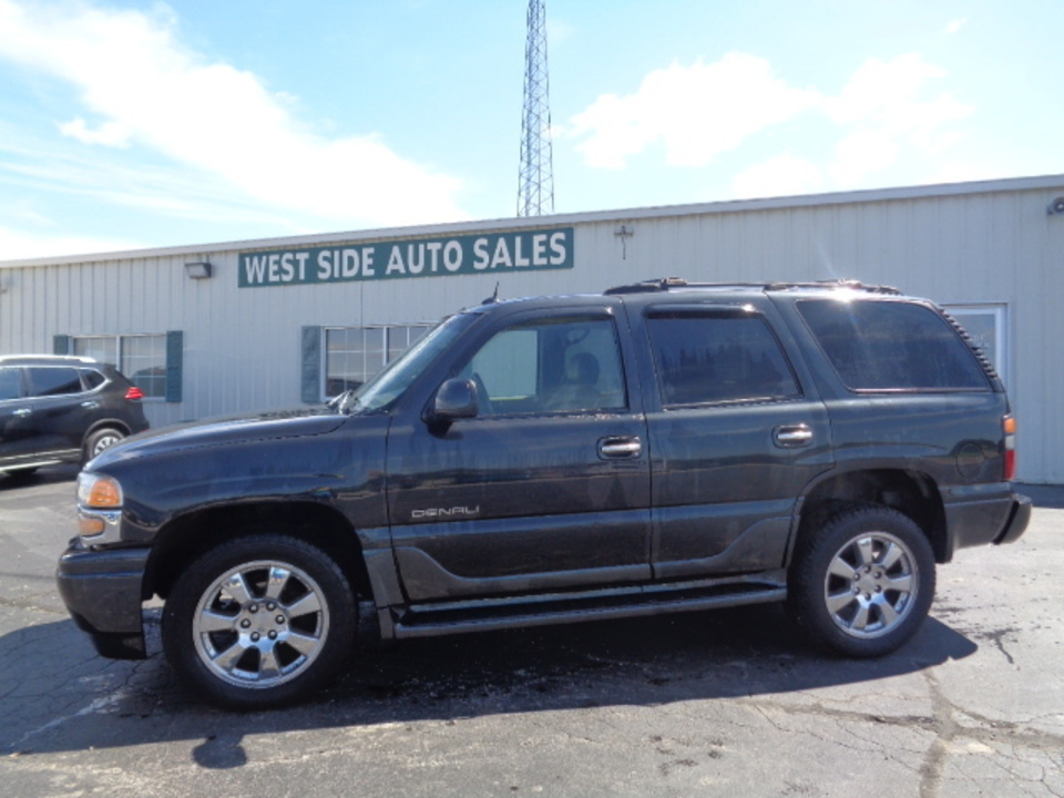 2004 GMC Yukon  - West Side Auto Sales