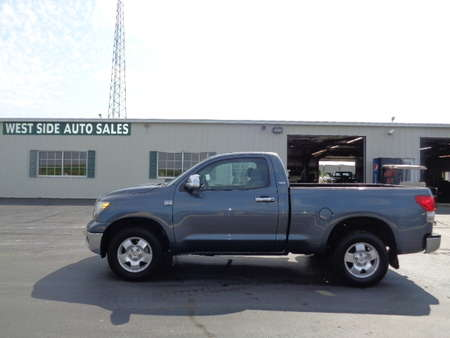 2008 Toyota Tundra REGULAR CAB SR5 4X4 for Sale  - 558  - West Side Auto Sales