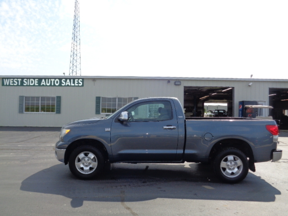 2008 Toyota Tundra  - West Side Auto Sales