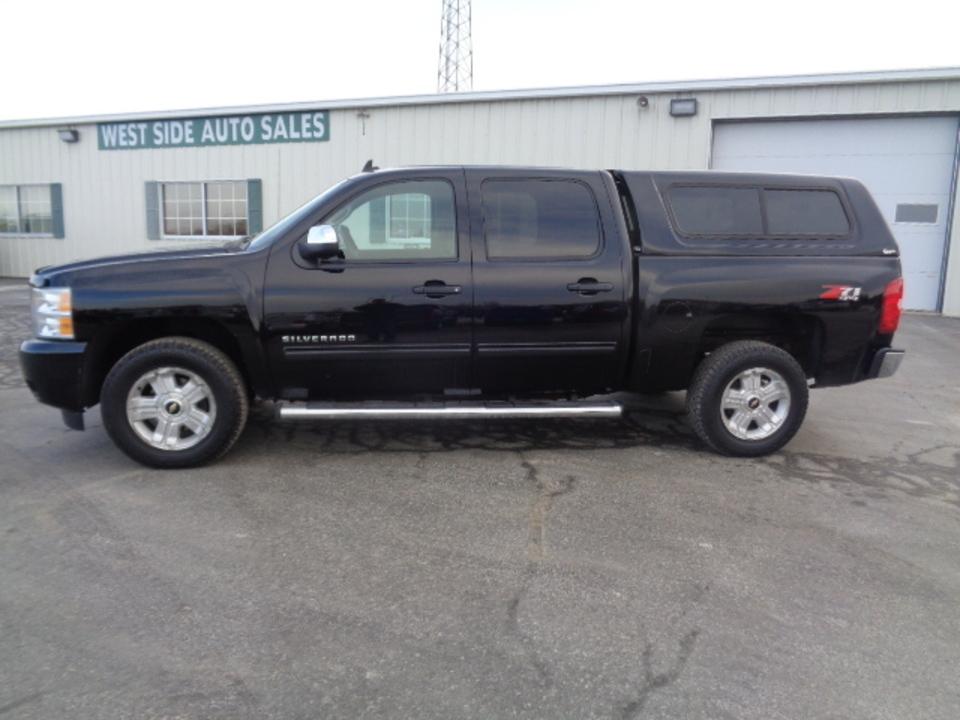 2011 Chevrolet Silverado 1500  - West Side Auto Sales