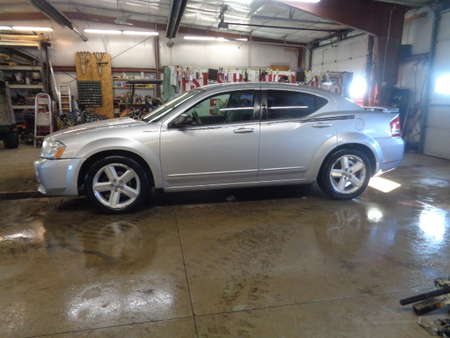 2008 Dodge Avenger SXT Sedan for Sale  - 631  - West Side Auto Sales