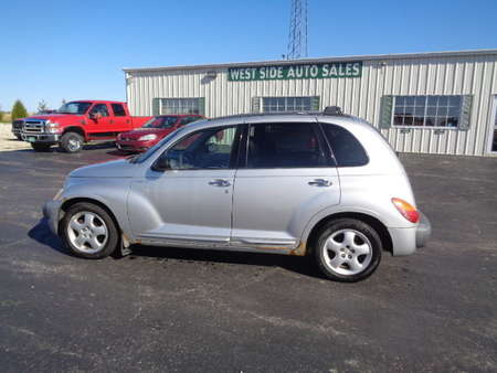 2001 Chrysler PT Cruiser Limited Sport Wagon for Sale  - 717  - West Side Auto Sales
