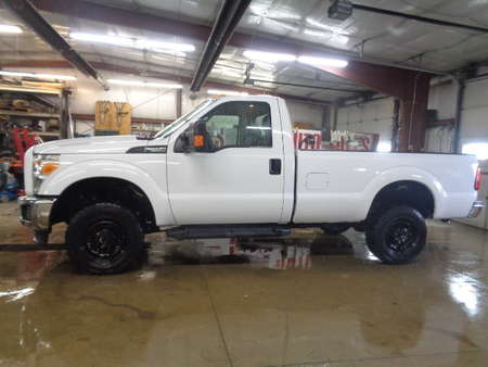 2015 Ford F-250 SD Regular Cab XL 4x4 for Sale  - 651  - West Side Auto Sales