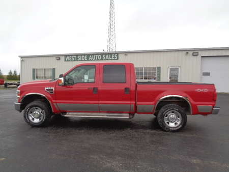 2008 Ford F-250 Super Duty Crew Cab XLT Diesel 4x4 for Sale  - 2311  - West Side Auto Sales