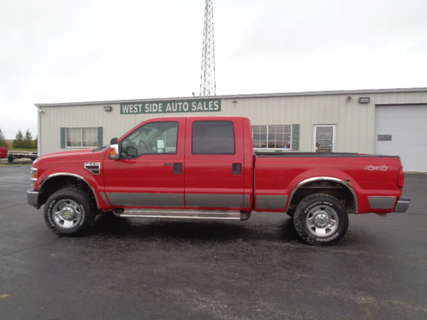 2008 Ford F-250 Supe