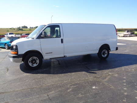 2006 GMC Savana Cargo Van 3500 for Sale  - 710  - West Side Auto Sales