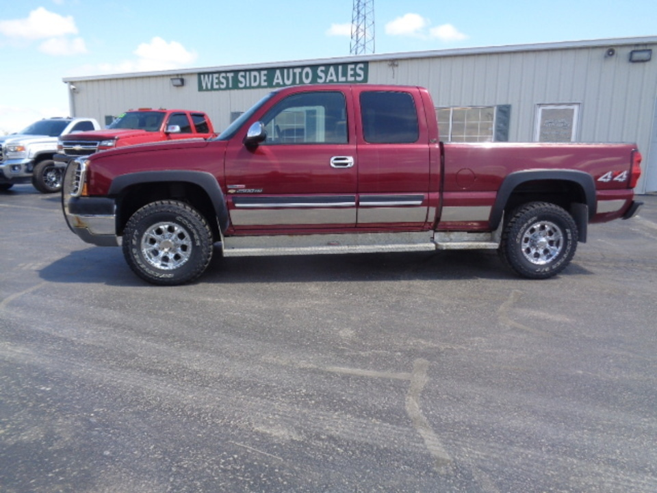 2004 Chevrolet Silverado 2500 HD  - West Side Auto Sales