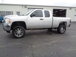 2011 Chevrolet Silverado 2500 HD Extended Cab 4x4  - 708  - West Side Auto Sales