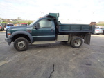 2008 Ford F-550 SD Regular Cab Dually Diesel Dump Truck 4x4  - 652  - West Side Auto Sales