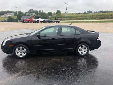 2007 Ford Fusion SE Sedan for Sale  - 481  - West Side Auto Sales