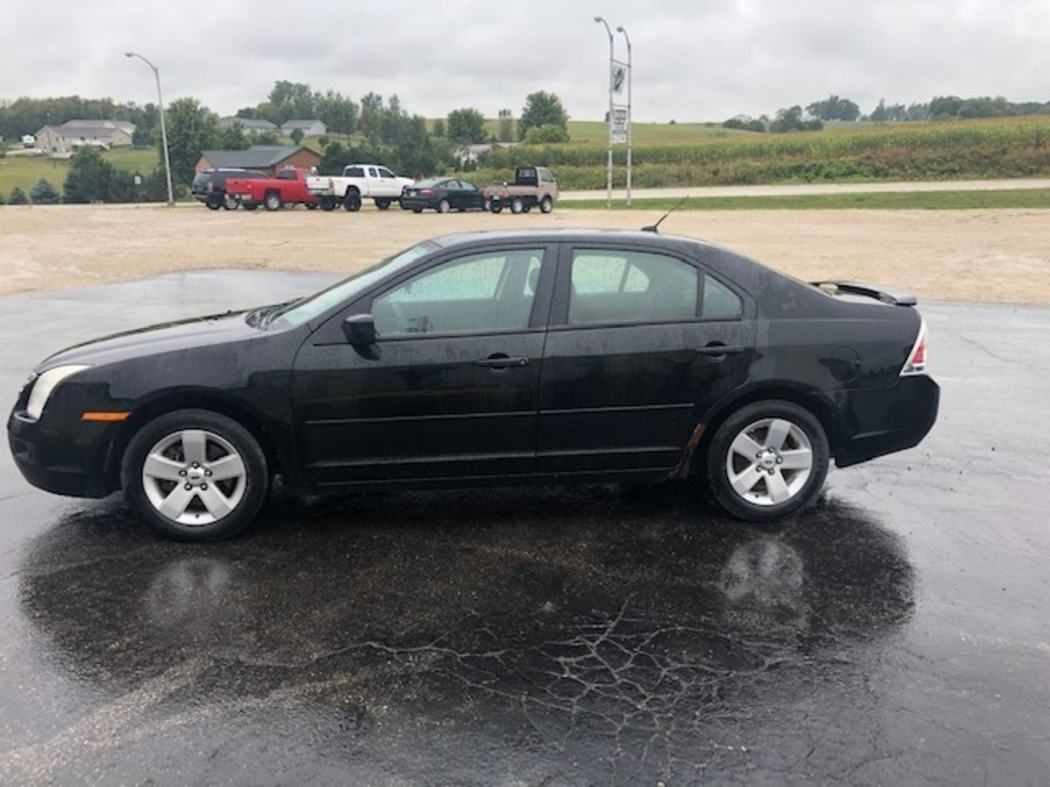 2007 Ford Fusion SE Sedan  - 481  - West Side Auto Sales