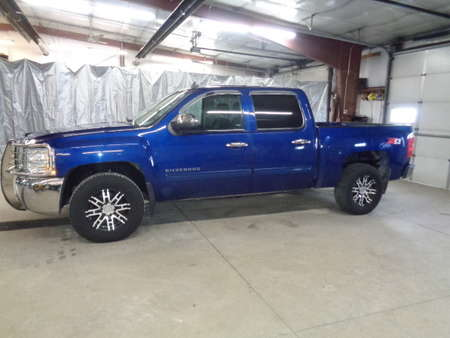2012 Chevrolet Silverado 1500 Crew Cab LT 4x4 for Sale  - 440  - West Side Auto Sales
