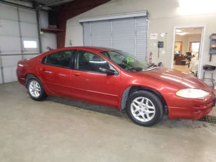 2003 Dodge Intrepid SE S
